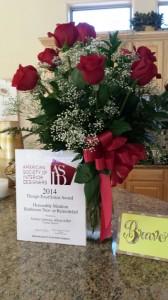 american society of interior designers 2014 award