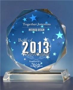 best of scottsdale 2013 award