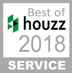 best of houzz 2018 award badge