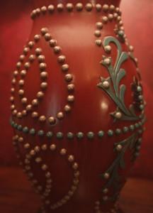 together interiors - tamara johnson - vase