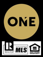 Realty One Group, MLS logo and Equal Housing
