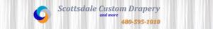 scottsdale custom drapery header