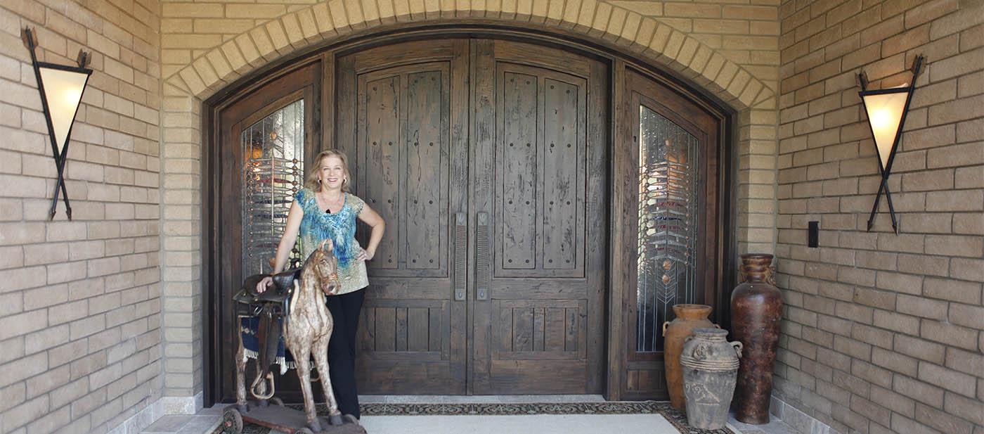 tamara johnson - front door